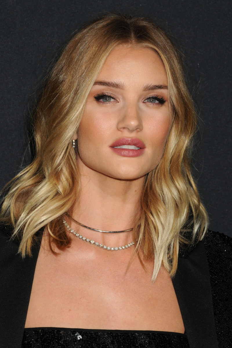 Rosie Huntington-Whiteley Saint Laurent at the Palladium 2016