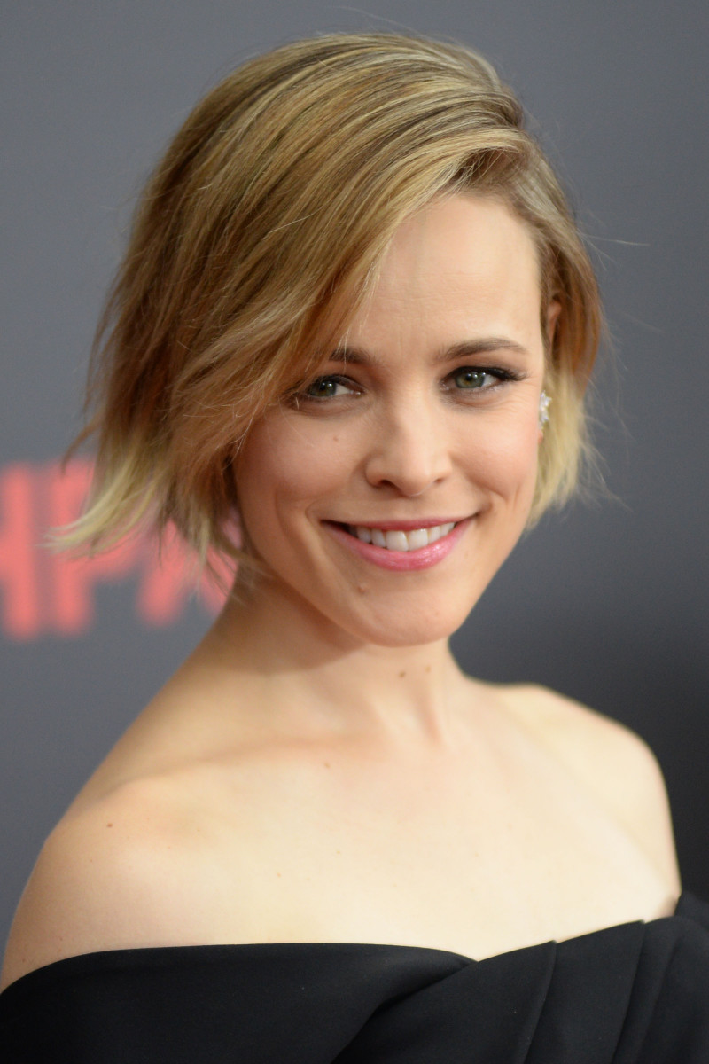 Rachel McAdams Southpaw New York City premiere 2015