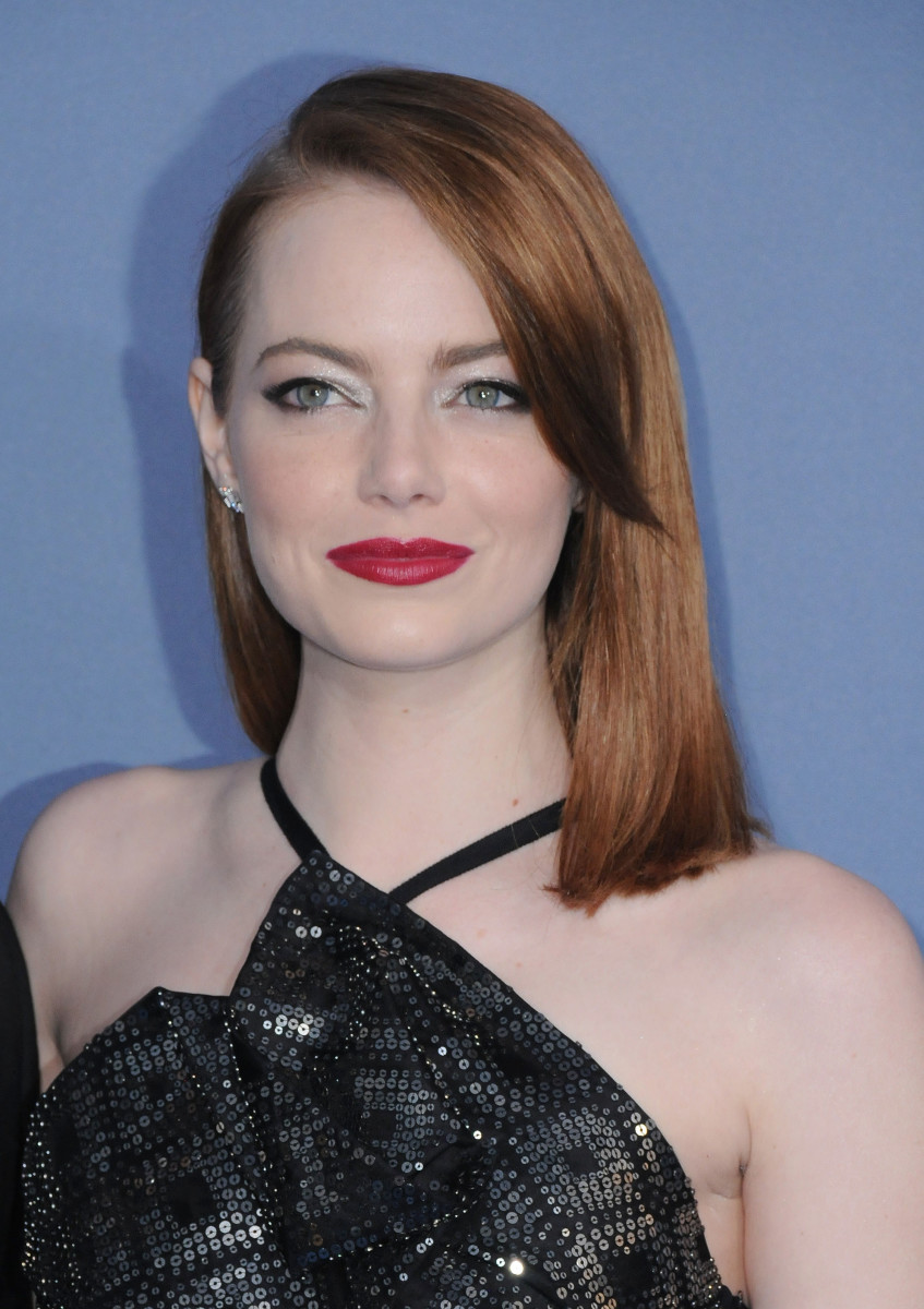 Emma Stone Critics' Choice Awards 2017