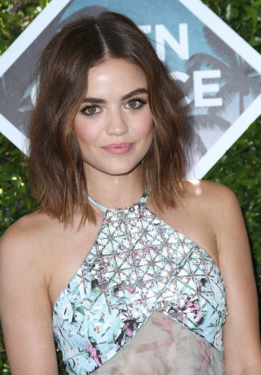 Lucy Hale Teen Choice Awards 2016