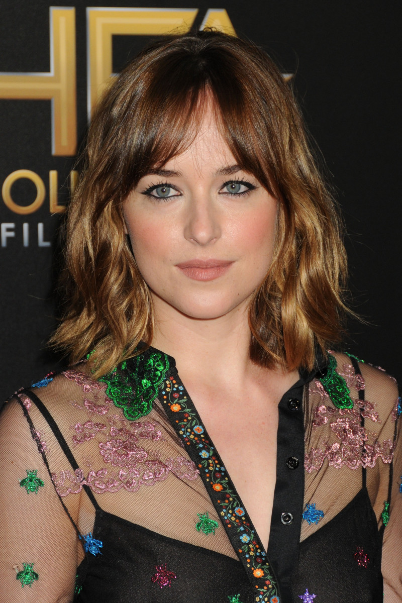 Dakota Johnson Hollywood Film Awards 2015