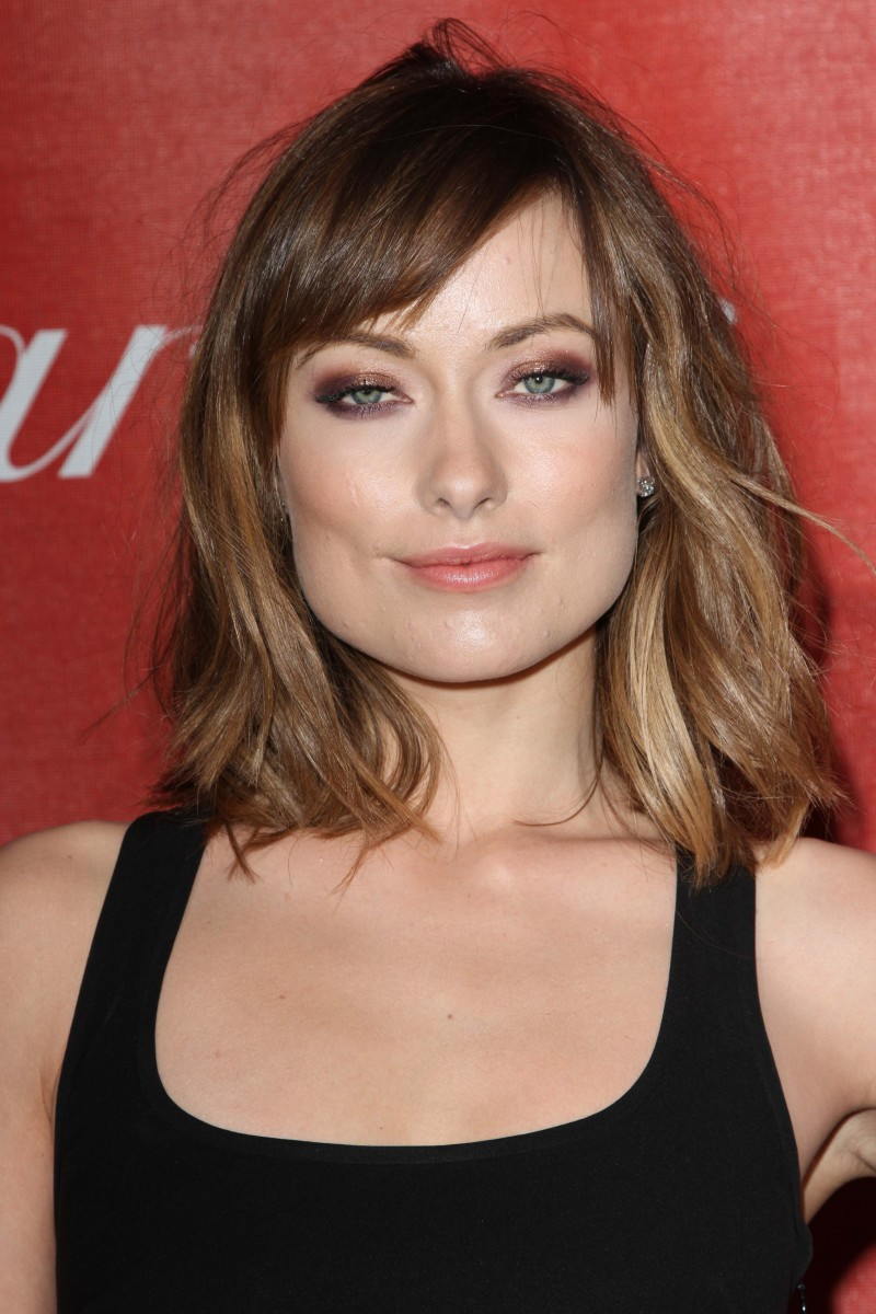 Olivia Wilde Palm Springs International Film Festival Awards Gala 2012