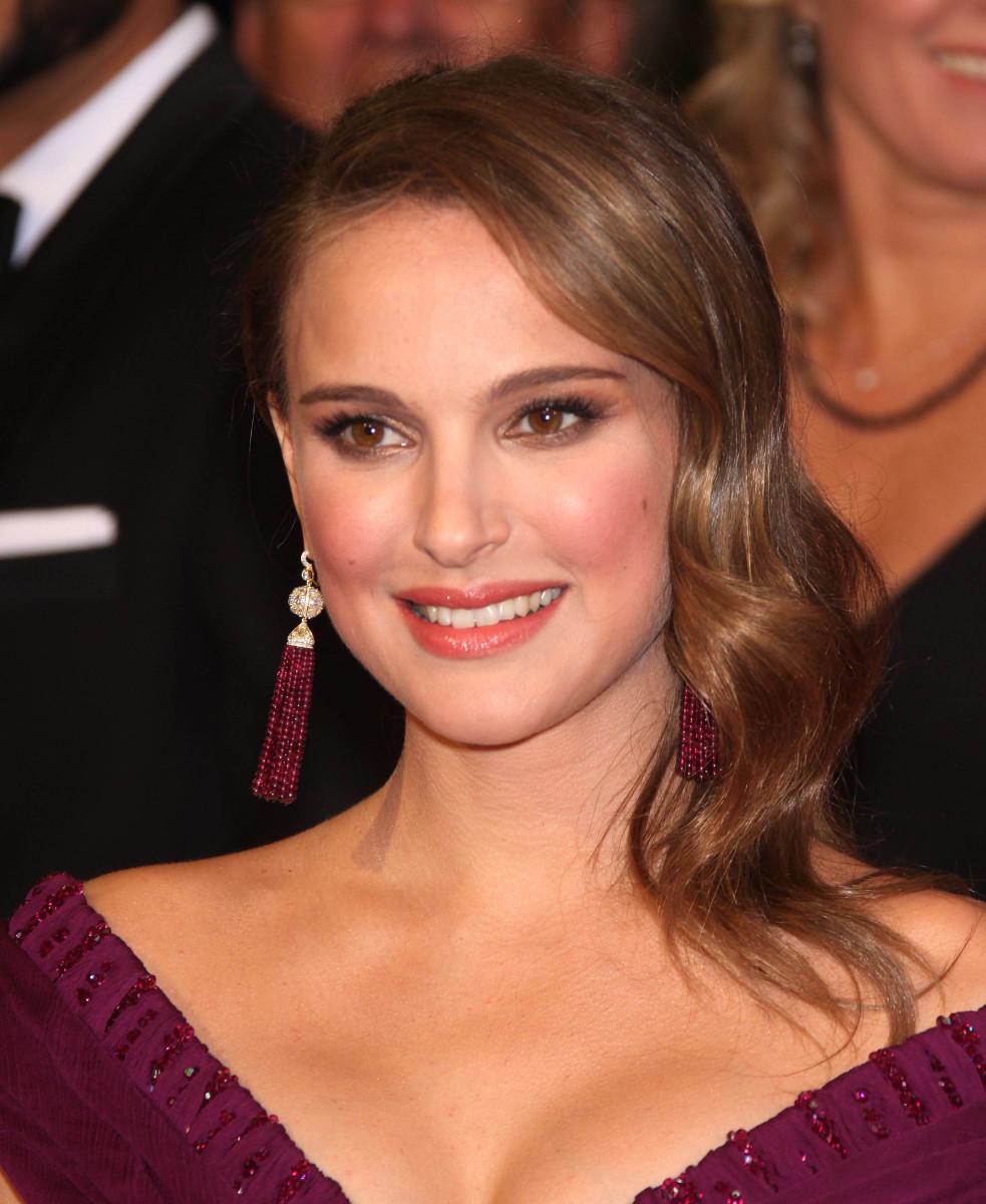 Natalie Portman Oscars 2011