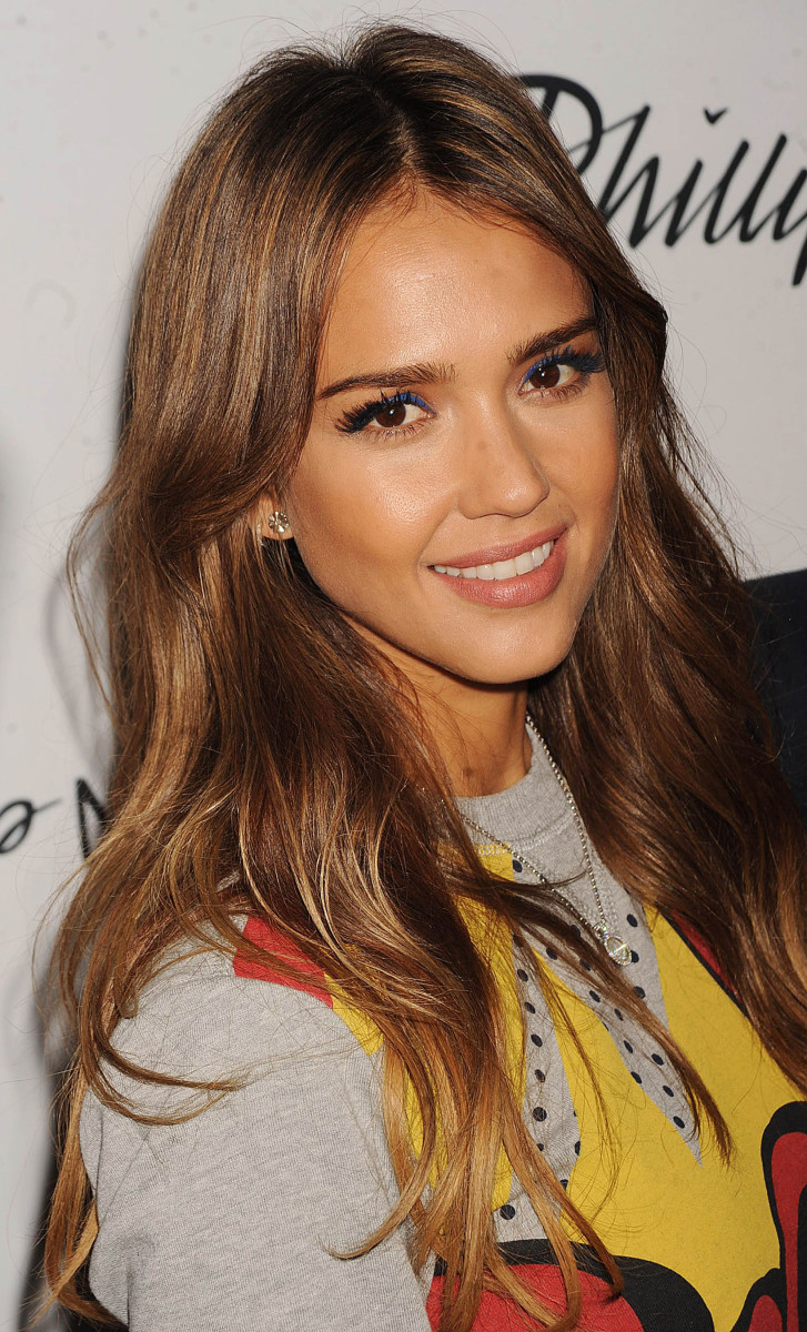 Jessica Alba Target Launch Party 2013