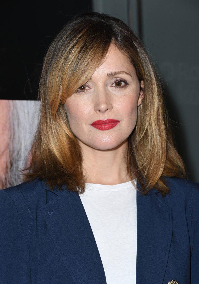 Rose Byrne The Wife Los Angeles premiere 2018