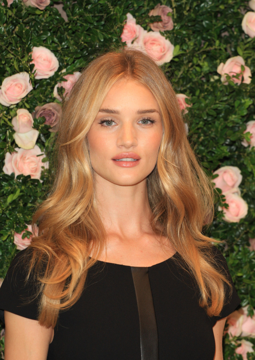 Rosie-Huntington-Whiteley Rosie for Autograph launch 2012