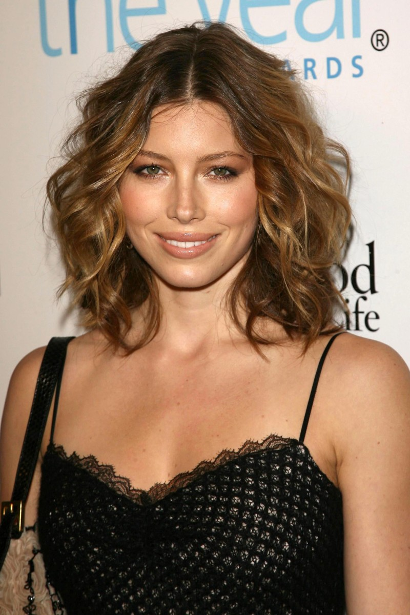 Jessica Biel Hollywood Life Breakthrough of the Year Awards 2006