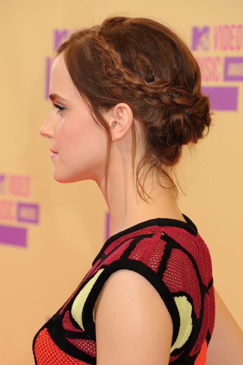 Emma Watson MTV Video Music Awards 2012