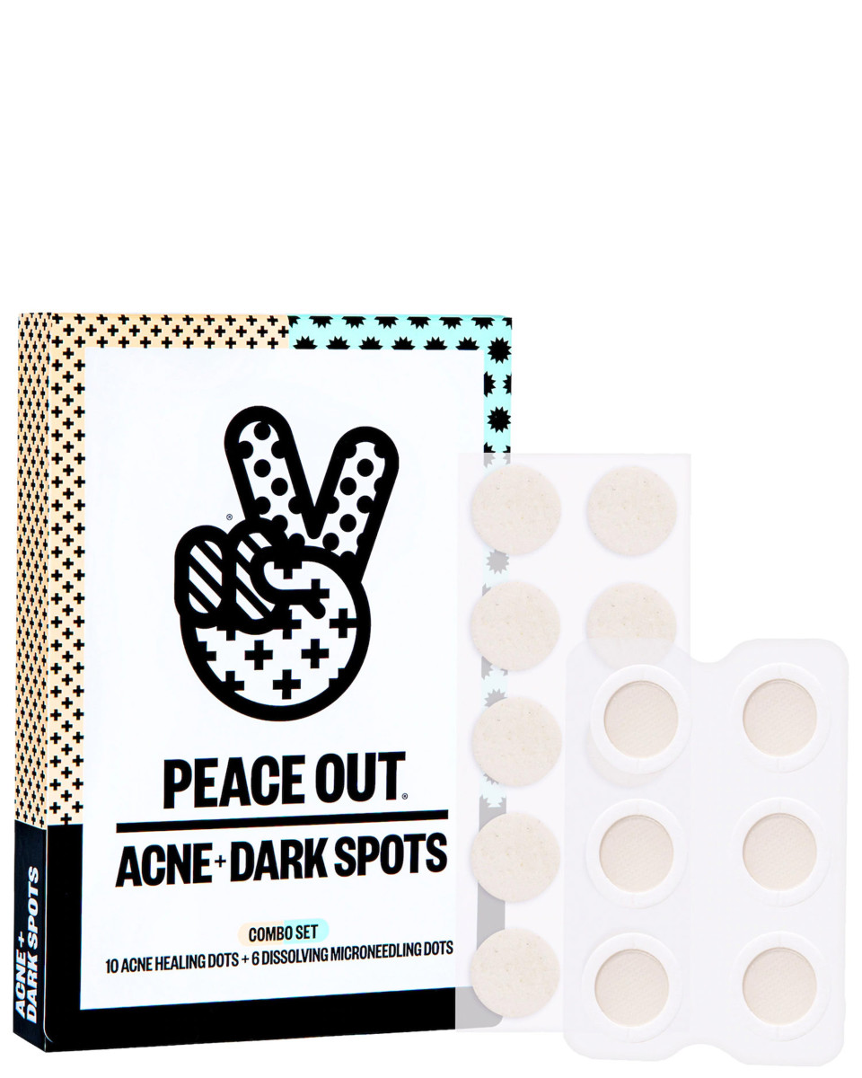 Peace Out Acne + Dark Spots Combo Set