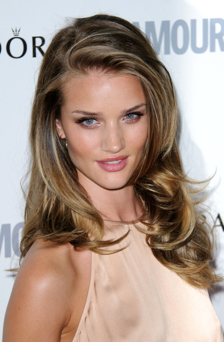 Rosie Huntington-Whiteley Glamour Women of the Year Awards 2011