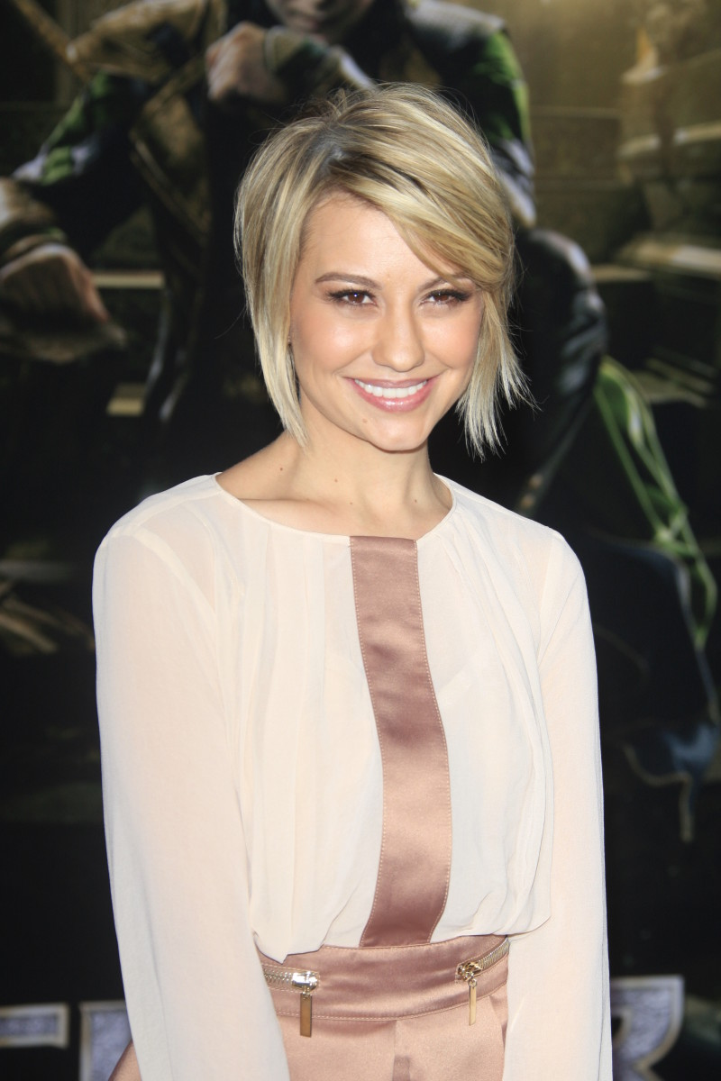 Chelsea Kane Thor The Dark World Los Angeles premiere 2013