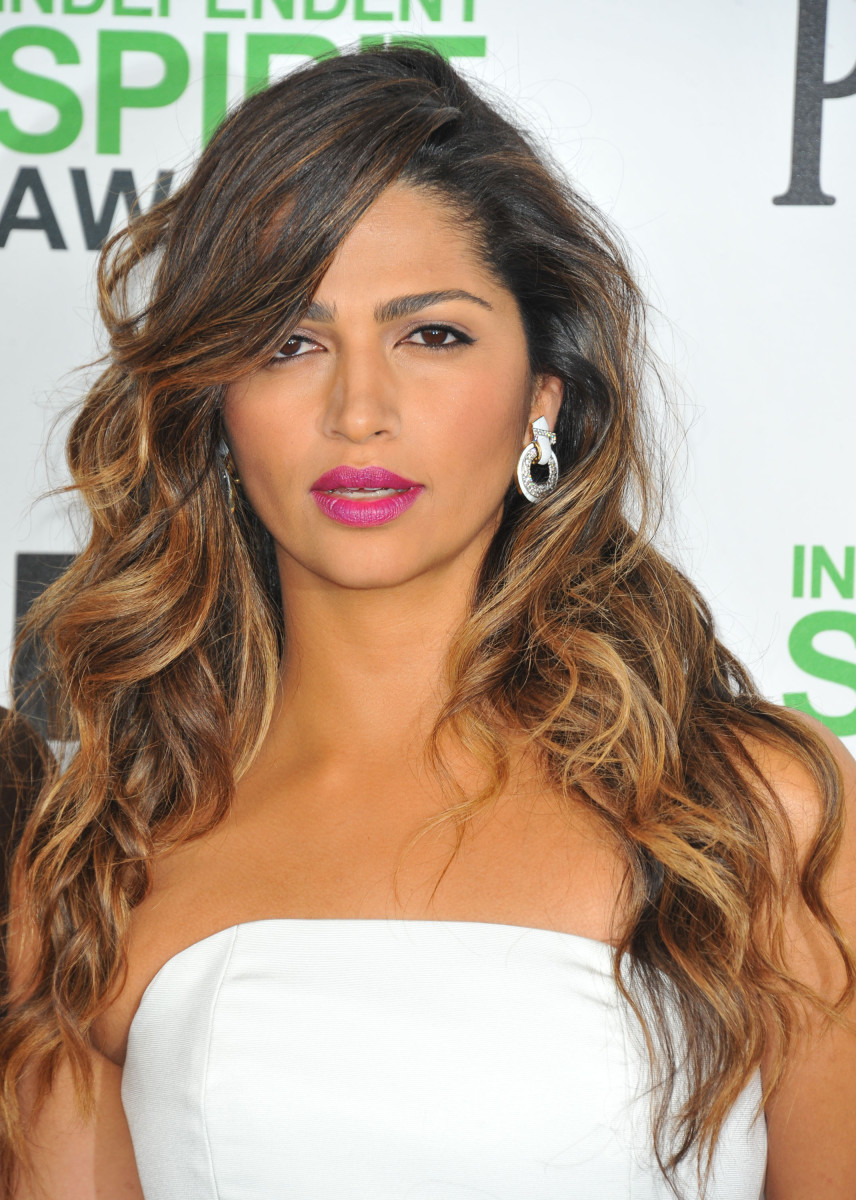 Camila Alves Independent Spirit Awards 2014