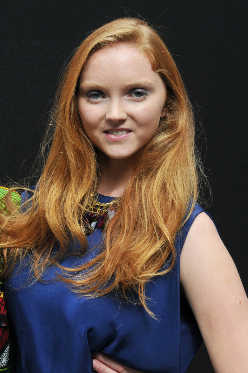 Lily Cole The Imaginarium of Doctor Parnassus Paris photocall 2009