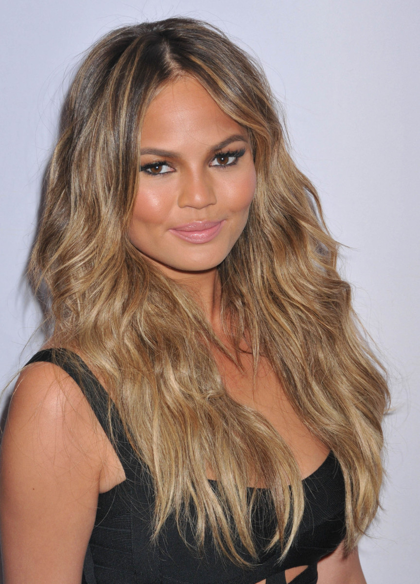 Chrissy Teigen Sports Illustrated swimsuit issue event 2015