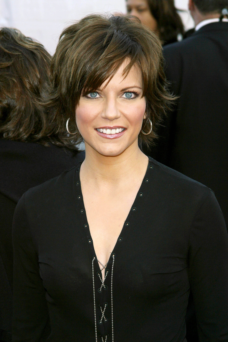 Martina McBride American Music Awards 2003