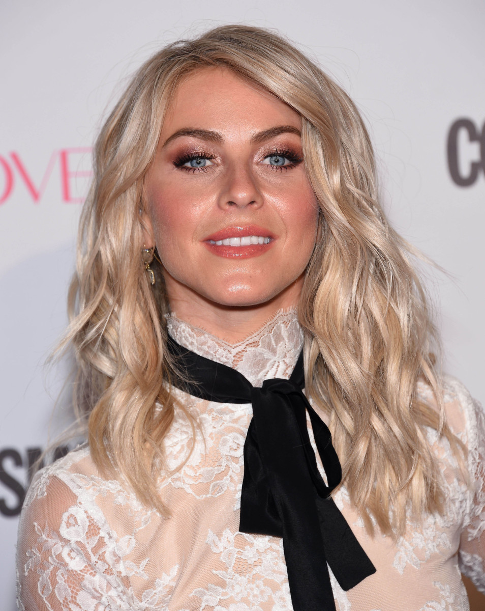 Julianne Hough Cosmopolitan 50th Birthday Celebration 2015