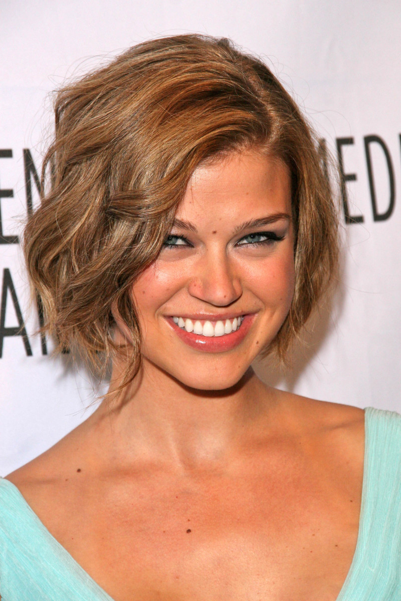Adrianne Palicki William S. Paley Television Festival 2008