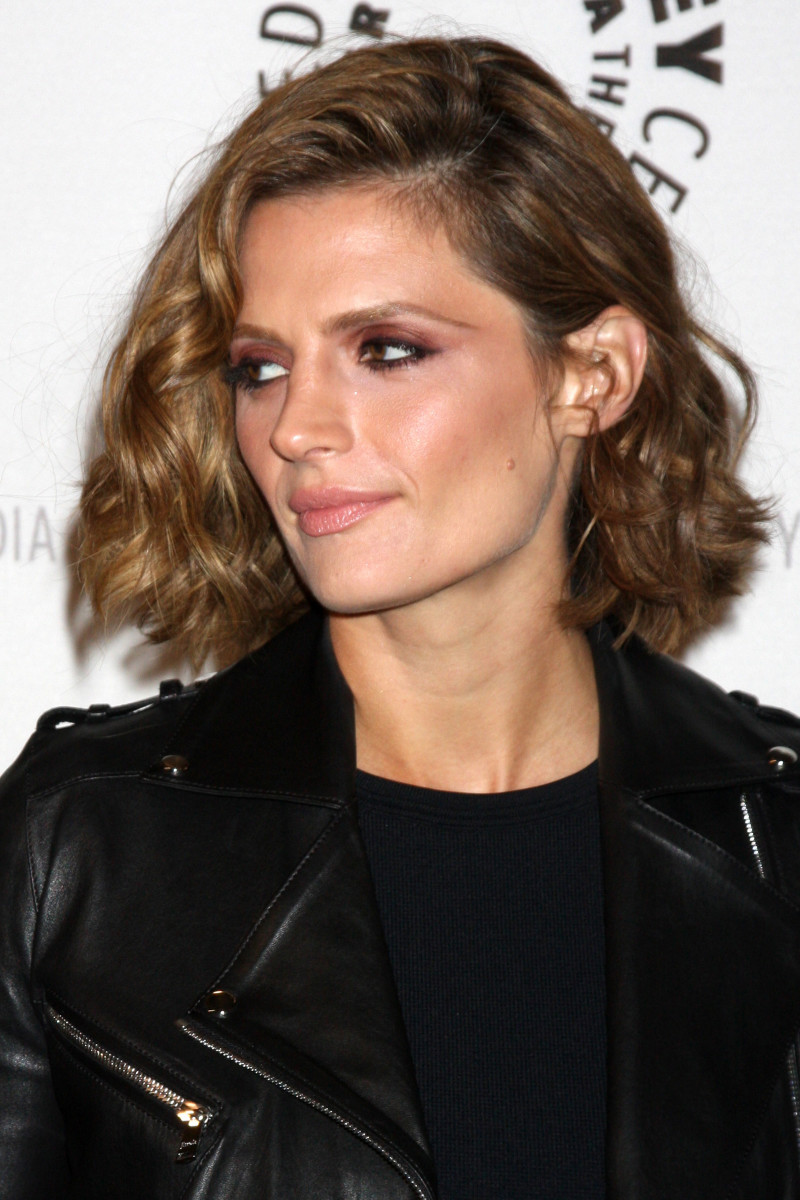 Stana Katic An Evening with Castle 2013