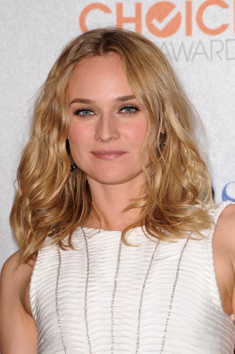 Diane Kruger People's Choice Awards 2010