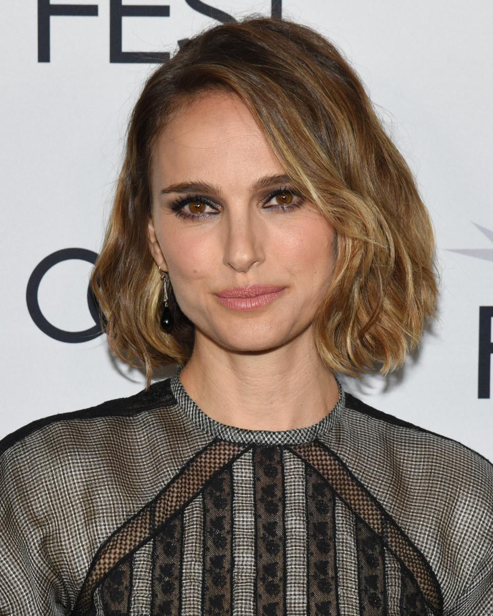 Natalie Portman AFI Fest 2019