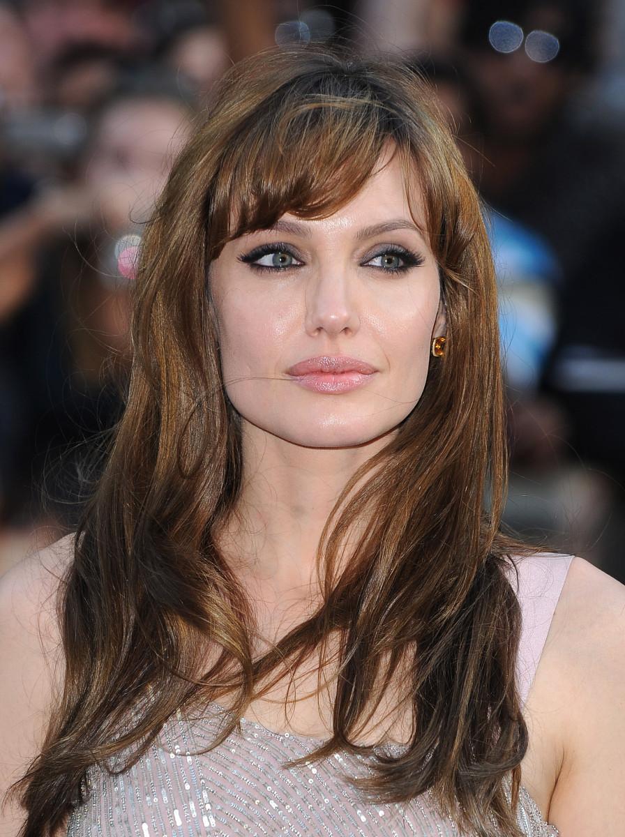 Angelina Jolie Salt London premiere 2010