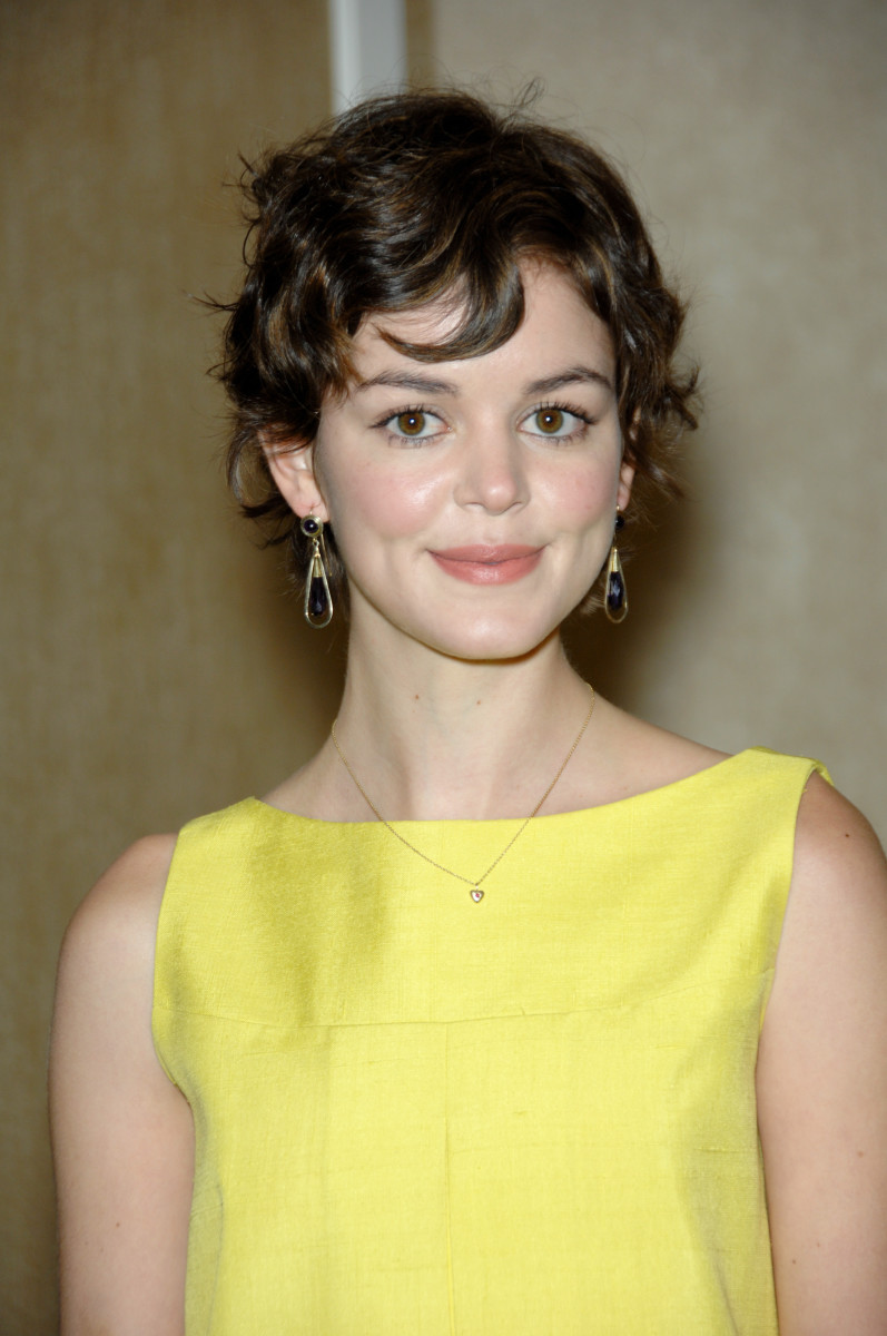 Nora Zehetner InStyle Diamond Fashion Show 2007