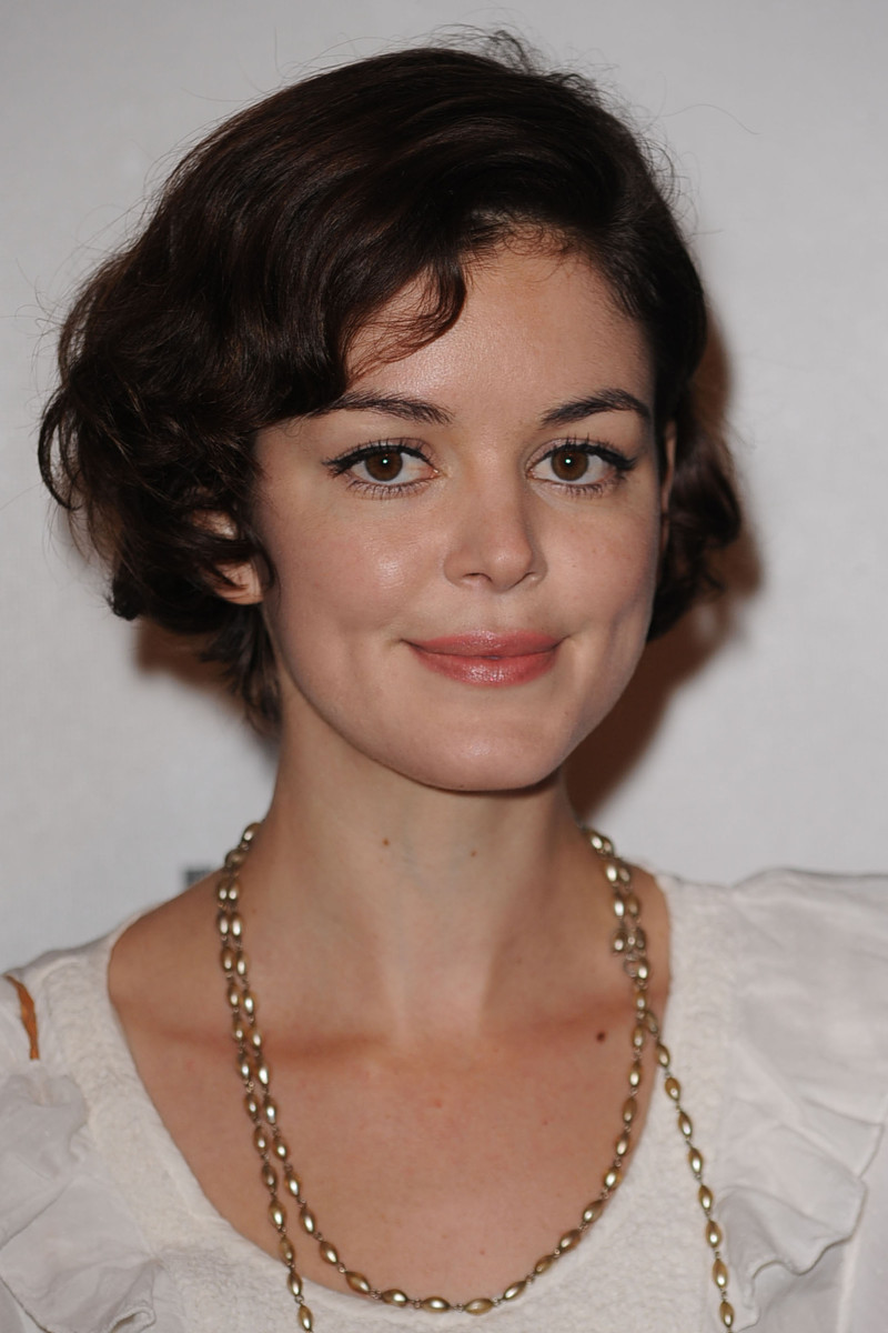 Nora Zehetner Last Night New York City premiere 2011