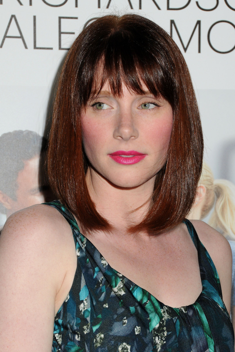 Bryce Dallas Howard Thanks for Sharing Los Angeles premiere 2013