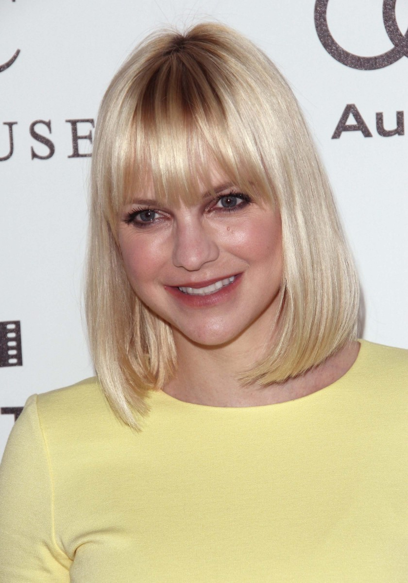 Anna Faris Reel Stories Real Lives 2012