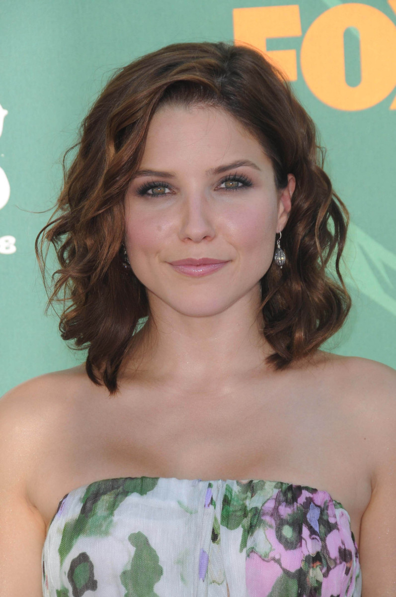 Sophia Bush Teen Choice Awards 2008