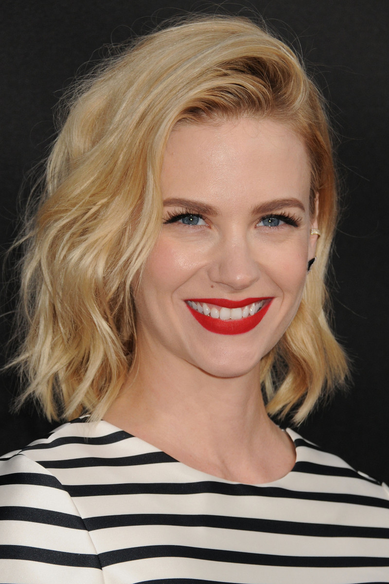 January Jones Rebels With a Cause Gala 2014