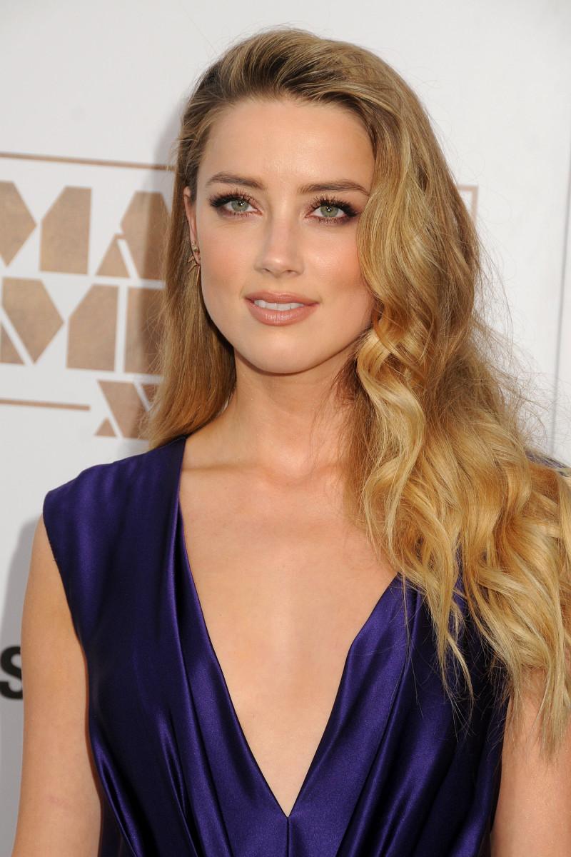 Amber Heard Magic Mike XXL Los Angeles premiere 2015