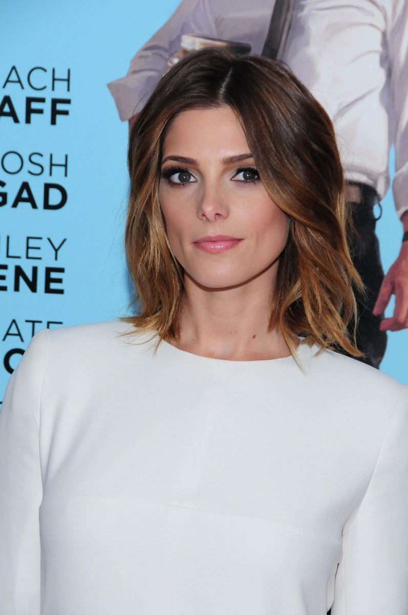 Ashley Greene Wish I Was Here New York City premiere 2014