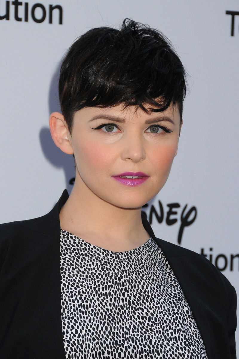 Ginnifer Goodwin Disney Upfront 2013