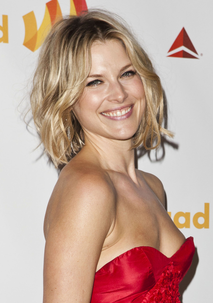 Ali Larter GLAAD Media Awards 2012
