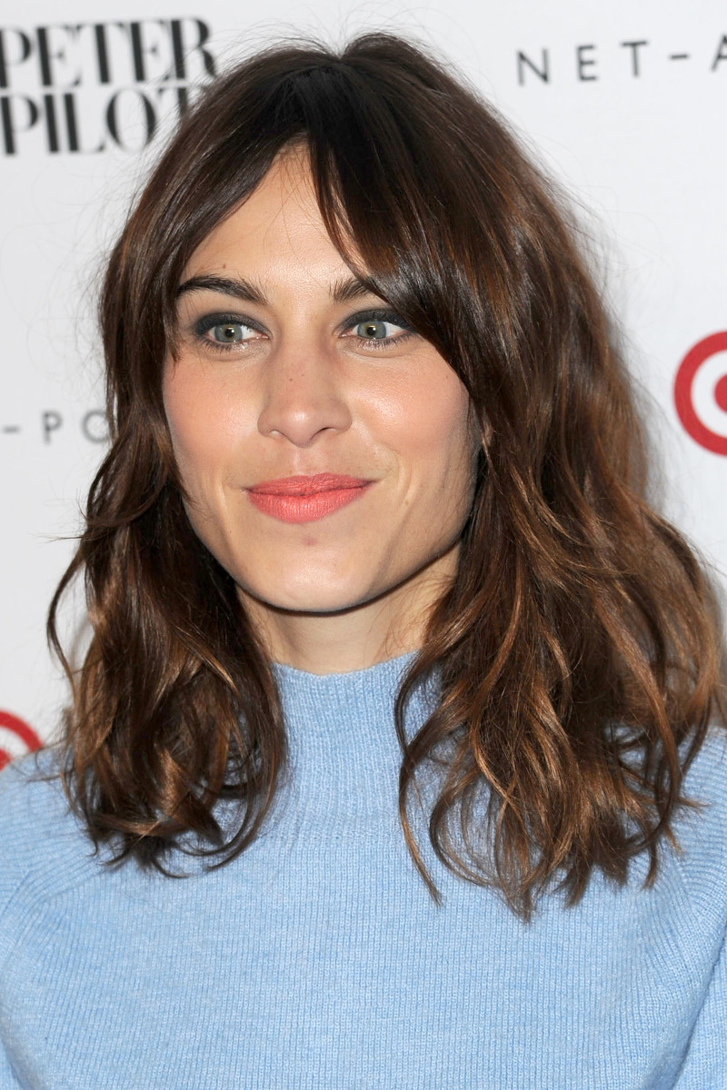 Alexa Chung Peter Pilotto for Target launch party 2014