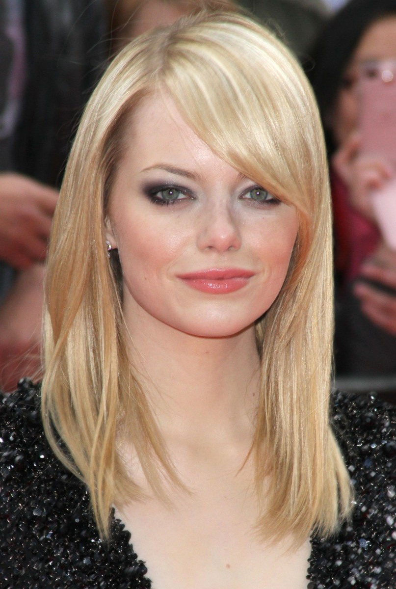 Emma Stone The Amazing Spider-Man London premiere 2012