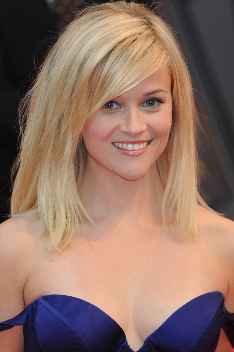 Reese Witherspoon Water for Elephants London premiere 2011