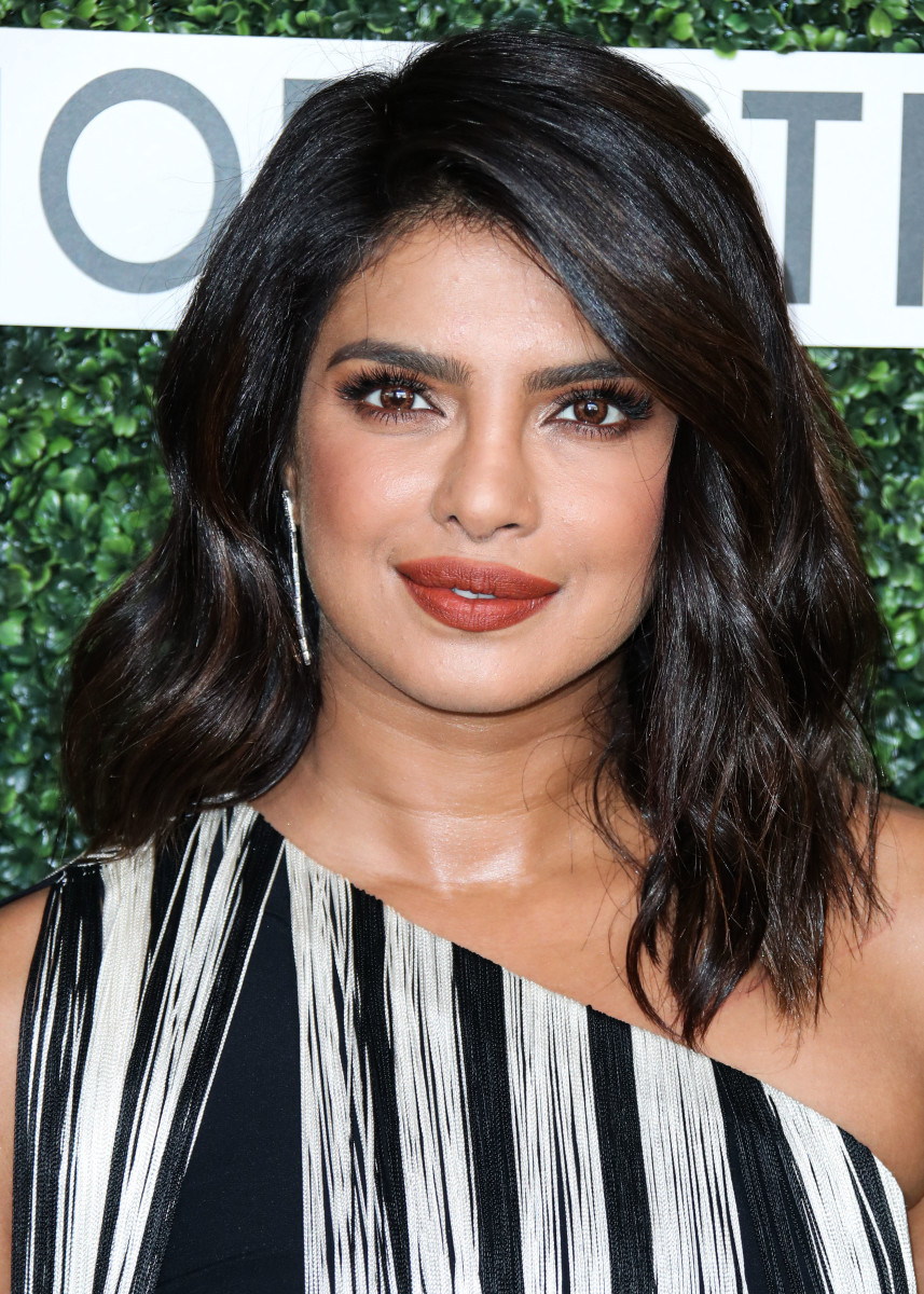 Priyanka Chopra Couture Council Luncheon 2019
