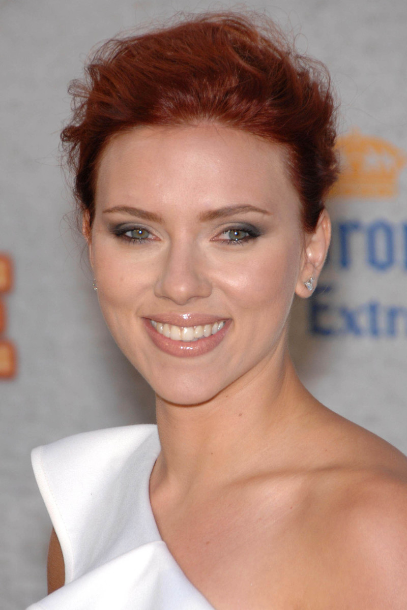 Scarlett Johansson Guys Choice Awards 2011