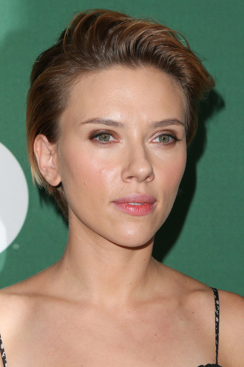 Scarlett Johansson Variety Power of Women Luncheon 2016