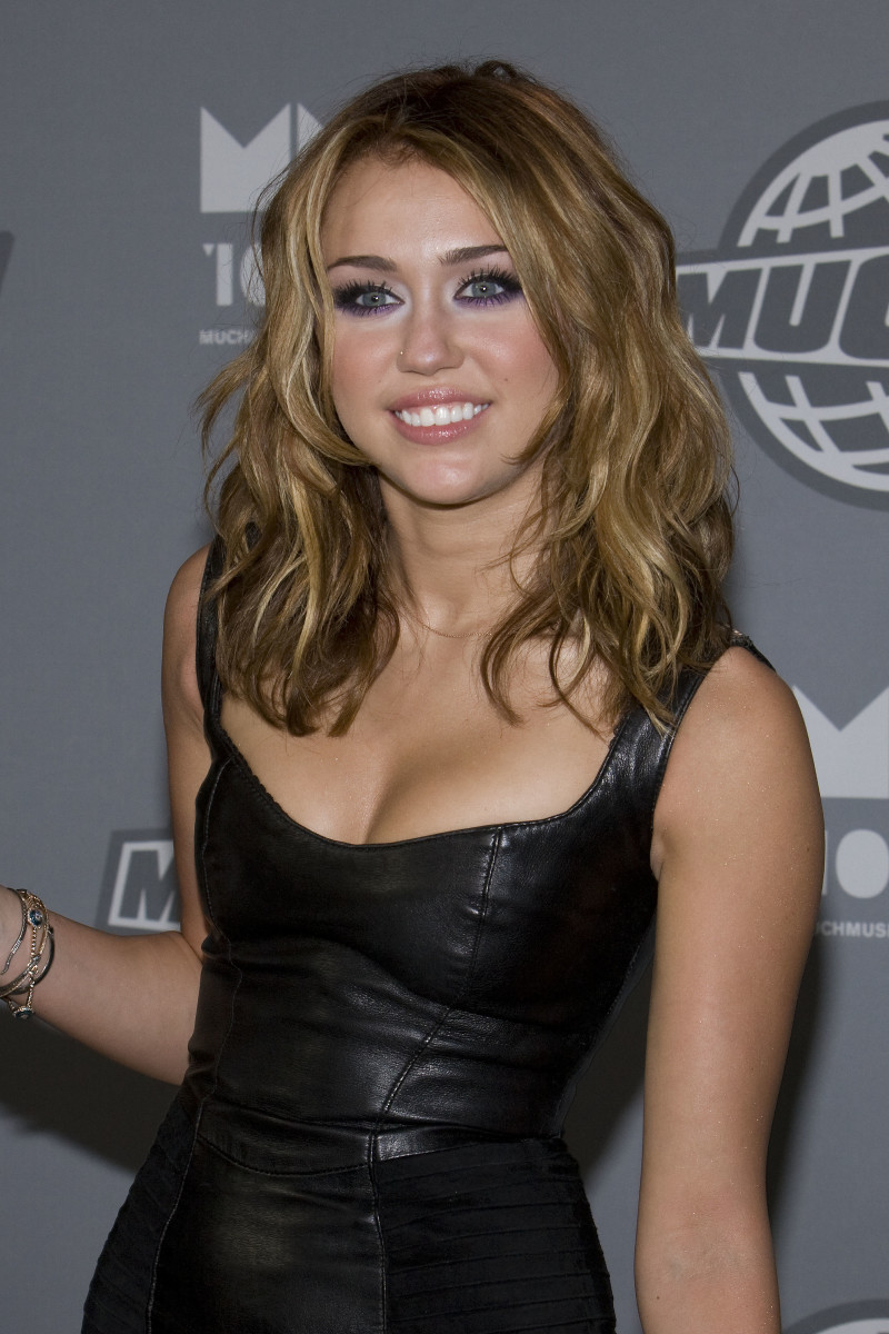 Miley Cyrus MuchMusic Video Awards 2010