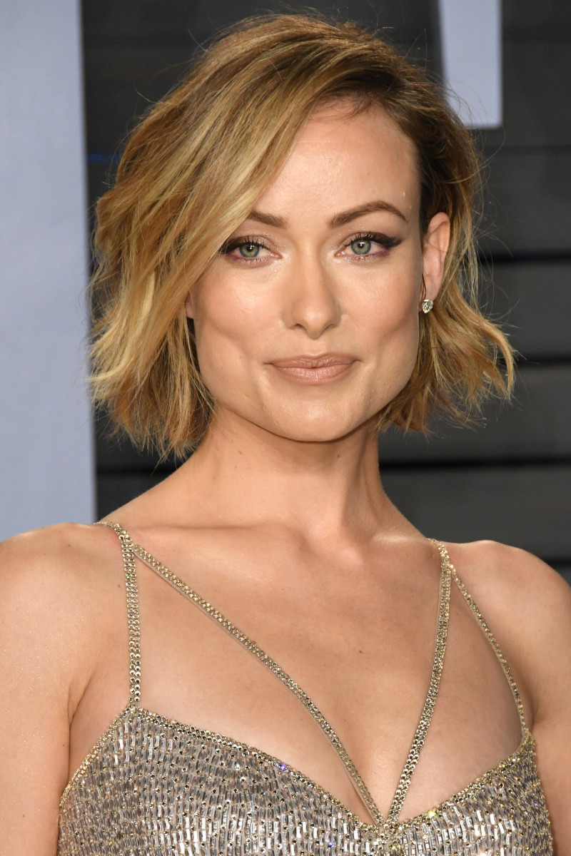 Olivia Wilde Vanity Fair Oscar Party 2018
