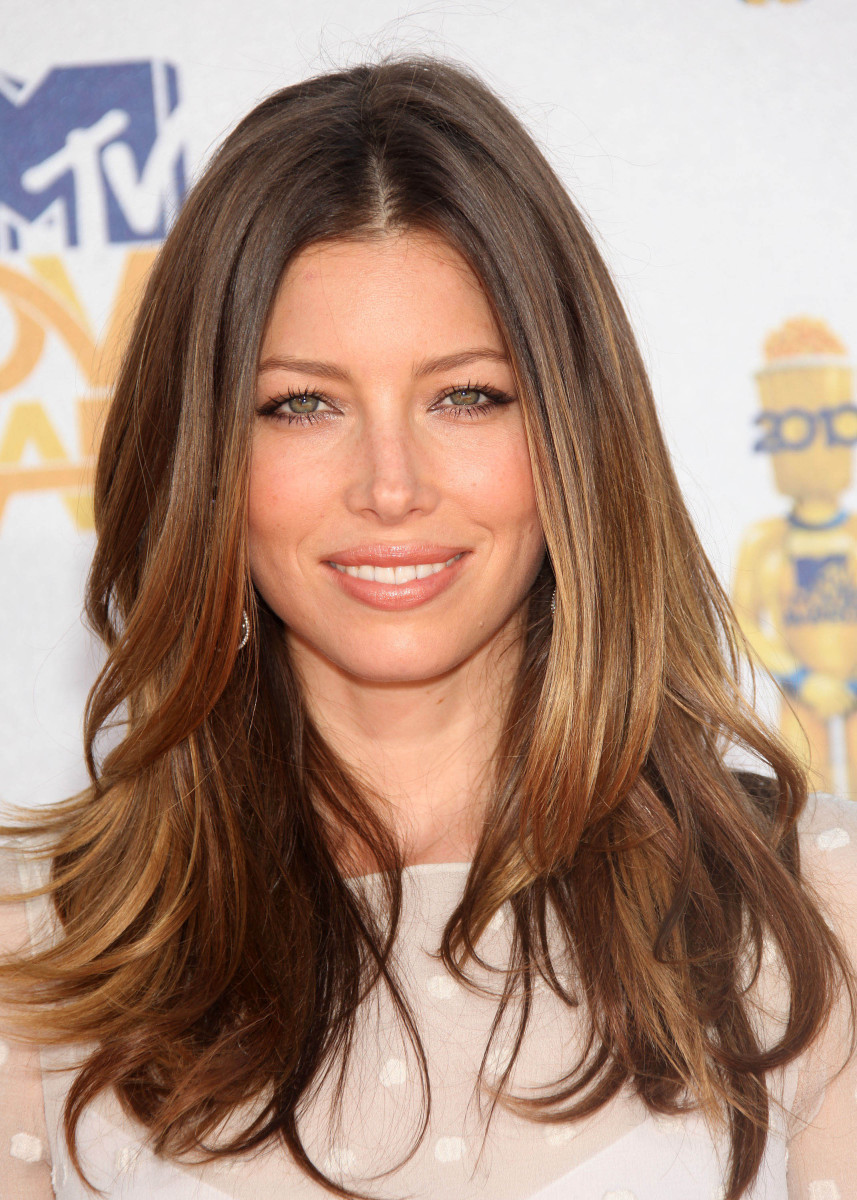 Jessica Biel MTV Movie Awards 2010