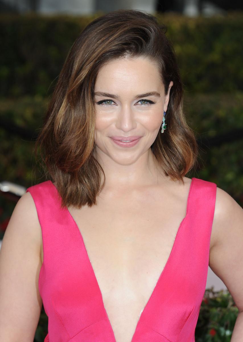 Emilia Clarke SAG Awards 2016