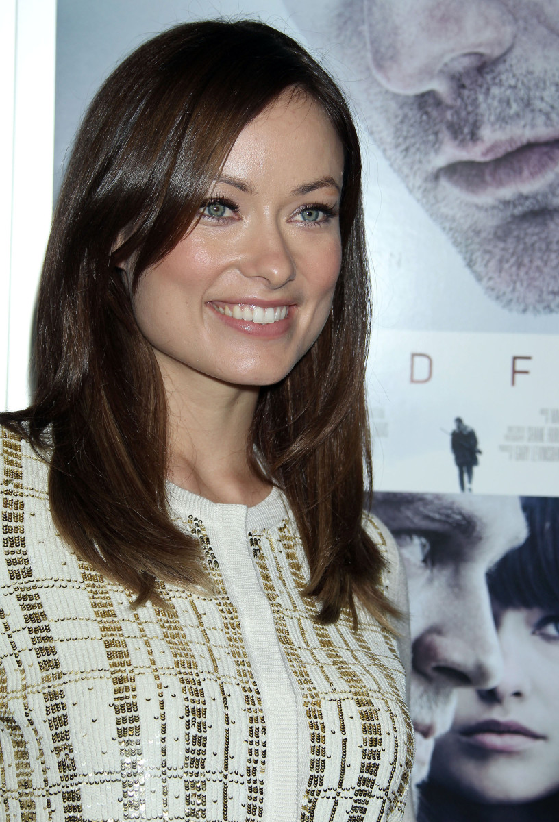 Olivia Wilde Deadfall Los Angeles premiere 2012