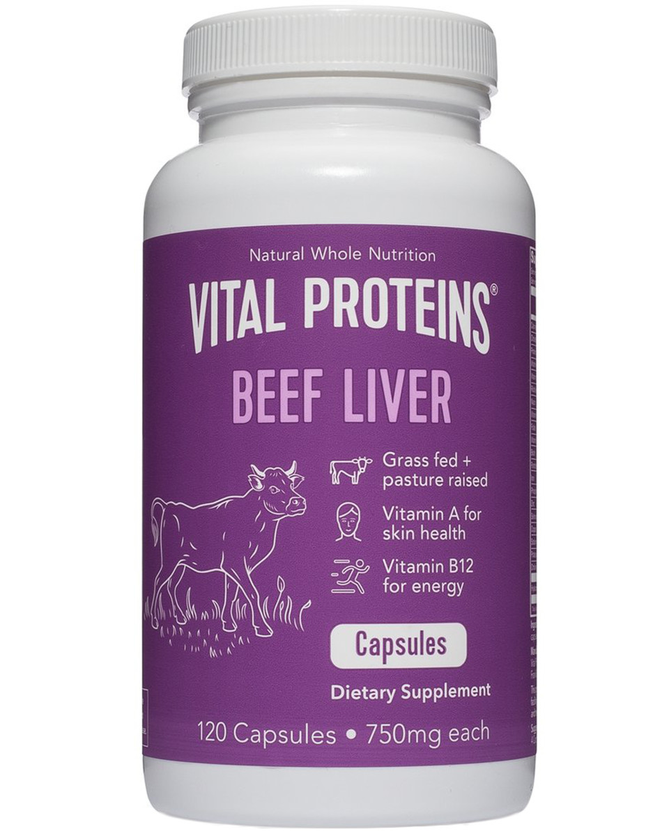 Vital Proteins Beef Liver Capsules
