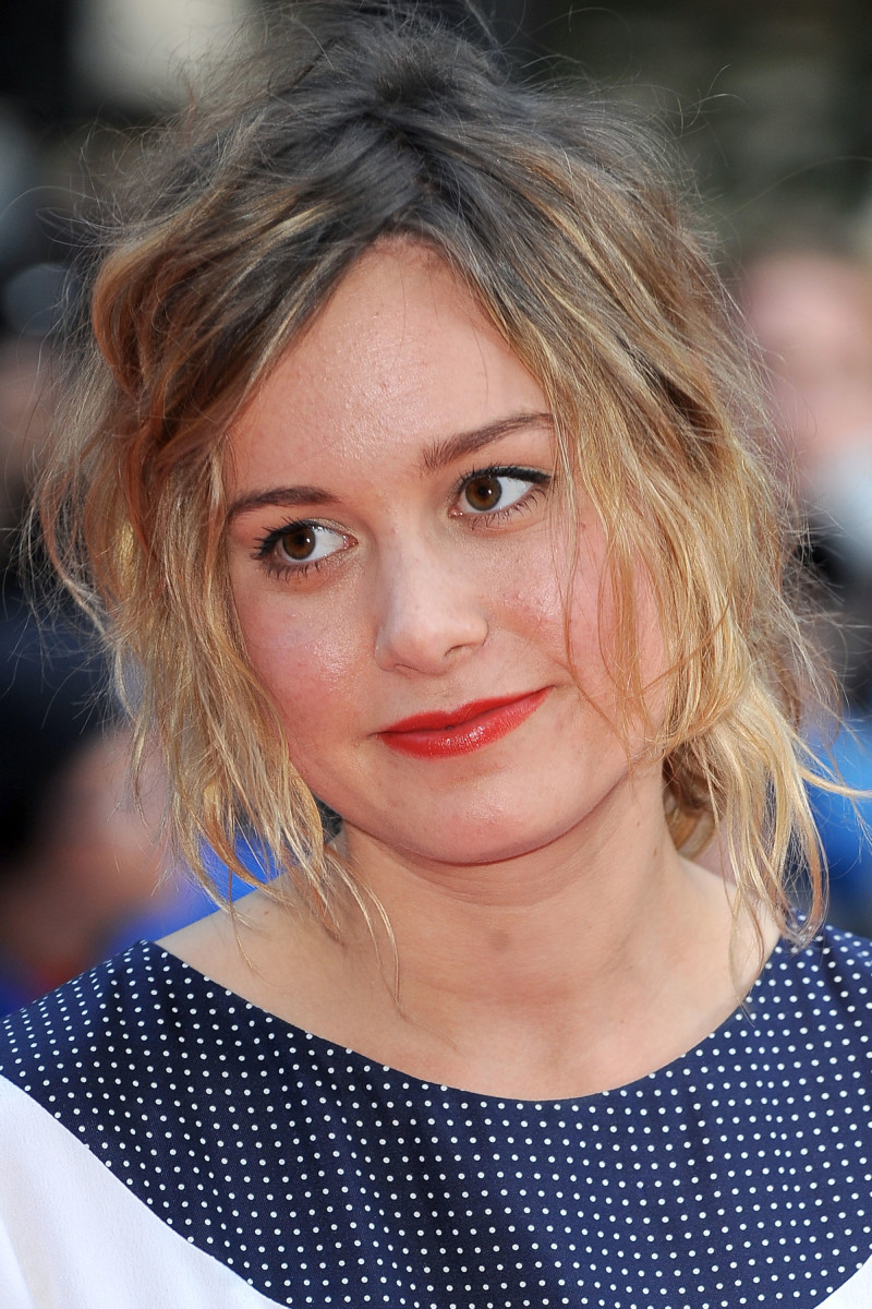 Brie Larson Scott Pilgrim vs the World London premiere 2010