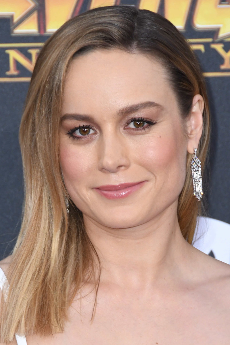 Brie Larson Avengers Infinity War Los Angeles premiere 2018