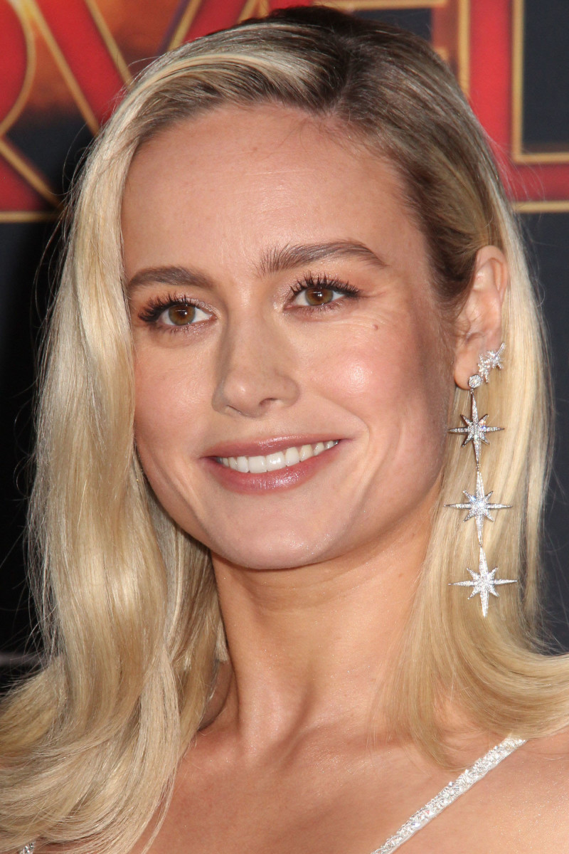 Brie Larson Captain Marvel Los Angeles premiere 2019